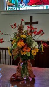 altar - big summer vase