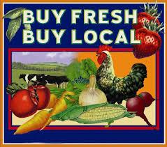 Buy local buy fresh